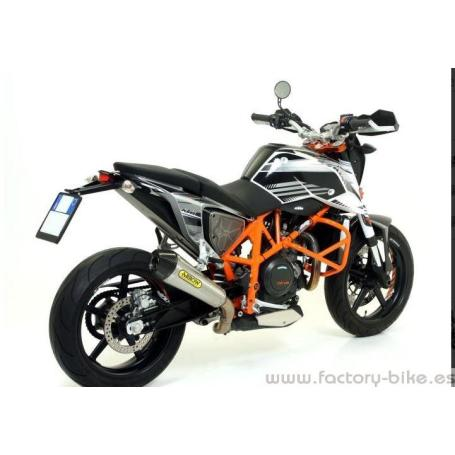 ARROW KTM DUKE 690 '12/13 STEEL COLLECTOR FOR ARROW SILENCERS