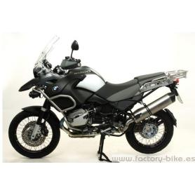 ARROW BMW R 1200 GS'10/12 2:1 STEEL COLLECTORS FOR ORIGINAL AND ARROW SILENCERS