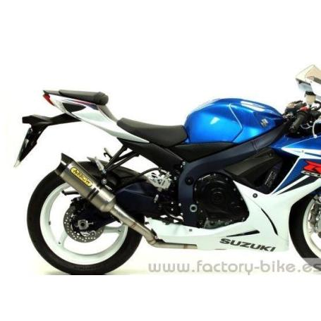 ARROW SUZUKI GSX-R 600 '11 STEEL MID-PIPE
