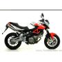 ARROW APRILIA SHIVER 750'10 1:2 STEEL MID-PIPE FOR ARROW SILENCERS