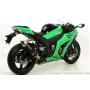 ARROW KAWASAKI ZX-10 R '11 STAINLESS STEEL 4:2 COLLECTORS FOR 71435MI AND 71434MI ARROW MID-PIPES