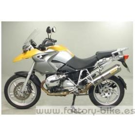 ARROW BMW R 1200 GS '04-10/GS ADVENTURE'06-09/ BMW R 1200 R 06-09 STEEL COLLECTOR FOR ORIGINAL AND ARROW MID-PIPES