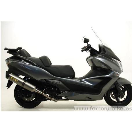ARROW HONDA SW-T 400 '09-10 HOMOLOGATED CATALYZED STAINLESS STEEL COLLECTOR FOR ARROW EXHAUST