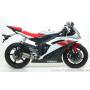 ARROW YAMAHA YZF R6 '08-10 4:2:1 STAINLESS STEEL COLLECTORS FOR ARROW EXHAUSTS