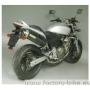 ARROW HONDA CB 600 F HORNET '03-'05 STAINLESS STEEL COLLECTORS