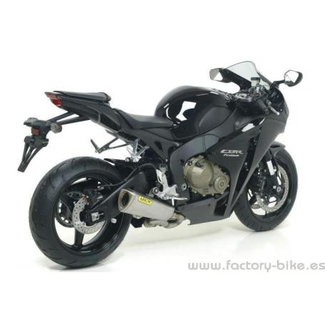 ARROW HONDA CBR 1000 RR '09 EVO COMPETITION FULL SYSTEM WITH DB-KILLER