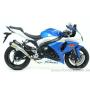 ARROW SUZUKI GSX-R 1000 '09-10 EVO 4:1:2 COMPETITION FULL SYSTEM WITH CARBON END-CAP AND DB-KILLER