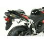 "ARROW HONDA CBR 600 RR '09 COMPETITION FULL SYSTEM WITH CARBON END-CAP AND DB-KILLER FOR MOTORCYCLE WITH ""ABS"""