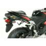 ARROW HONDA CBR 600 RR '09 EVO FULL SYSTEM COMPETITION WITH CARBON END-CAP AND DB-KILLER