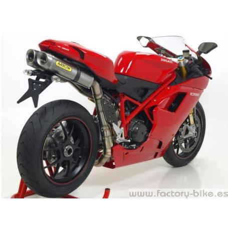 ARROW DUCATI 1098-1098 S '07 FULL SYSTEM WITH DB-KILLER