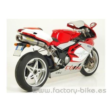 ARROW MV AGUSTA F4 1000 '04-'06 FULL TITANIUM FULL SYSTEM COMPETITION