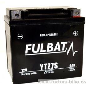 BATTERY FULBAT YTZ7S