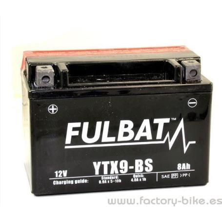 BATTERY FULBAT YTX9-BS