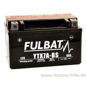 BATTERY FULBAT YTX7A-BS