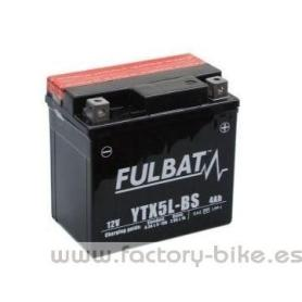BATTERY FULBAT YTX5L-BS