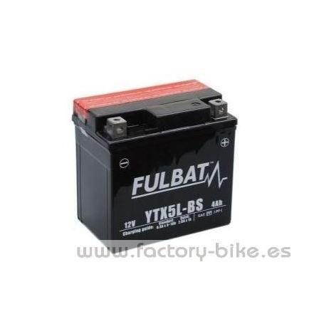 BATTERY FULBAT YTX5L-BS