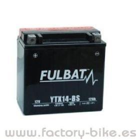 BATTERY FULBAT YTX14-BS