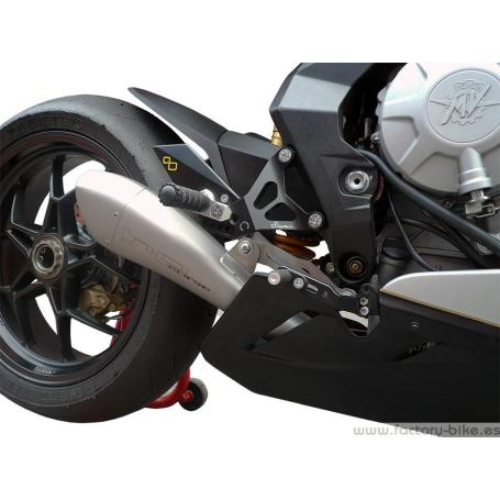 ESCAPE HP CORSE HYDROFORM MV AGUSTA F3/BRUTALE/DRAGSTER 675