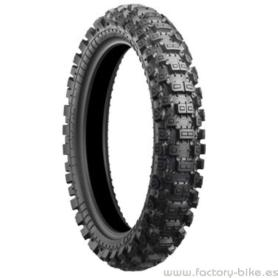 TIRE BRIDGESTONE BATTLECROSS X40 62M 110/90/19