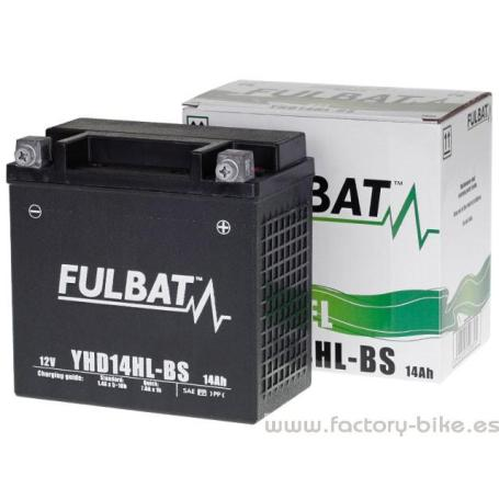 BATERIA DE GEL FULBAT YHD14HL-BS