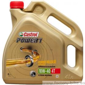 Castrol Power 1 10w40 - Botijão de 4 litros