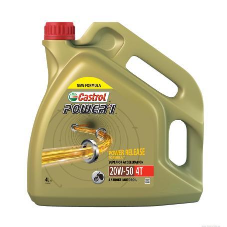 OIL CASTROL ACTEVO GP 20W50 4L