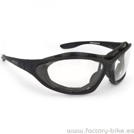 GLASSES PHOTOCHROMIC BERTONI MATTE BLACK