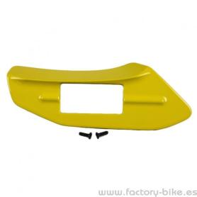 TAPA MECANISMO VISOR INTERIOR SHOEI GT-AIR AMARILLO