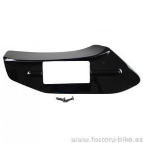 TAPA MECANISMO VISOR INTERIOR SHOEI GT-AIR NEGRO