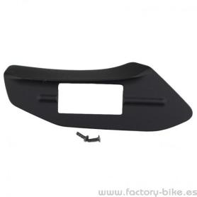 TAPA MECANISMO VISOR INTERIOR SHOEI GT-AIR NEGRO MATE