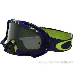 MÁSCARA / GAFAS OAKLEY CROWBAR MX FLIGHT SERIES SUNDAY PUNCHERS DARK GREY