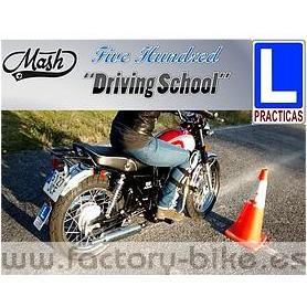 MASH FIVE HUNDRED DRIVING SCHOOL