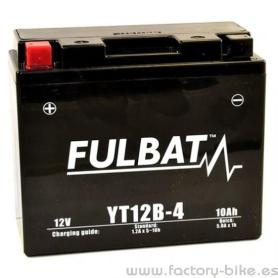 BATTERY FULBAT YT12B-4