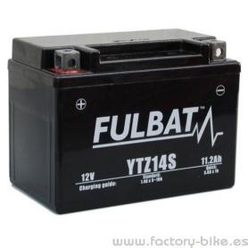 BATTERY FULBAT YTZ14S