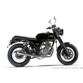 MASH BLACK SEVEN 125cc  EURO 4