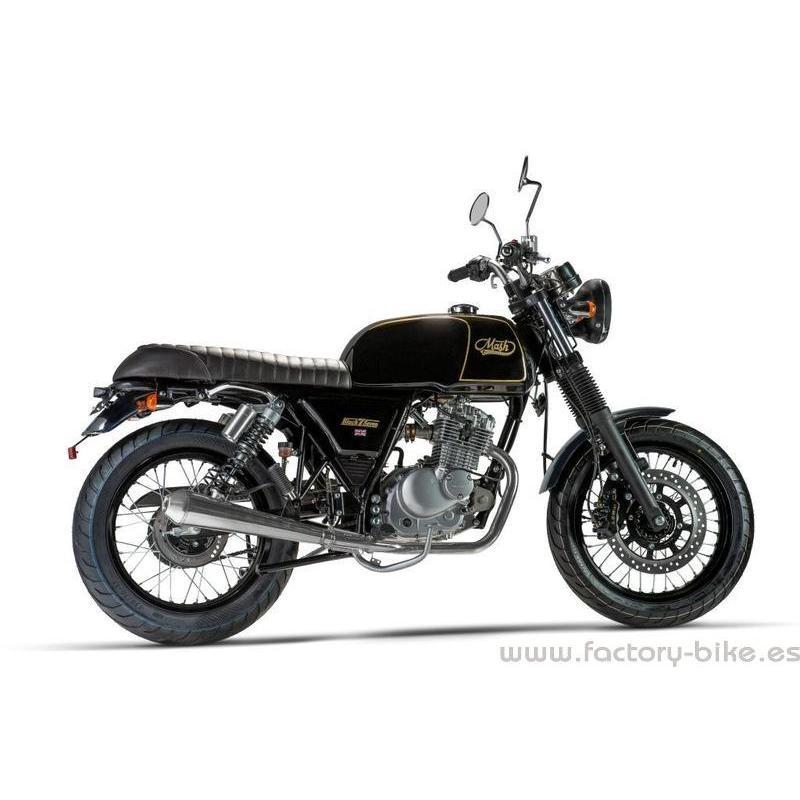 MASH BLACK SEVEN 125cc 2017 EURO 4