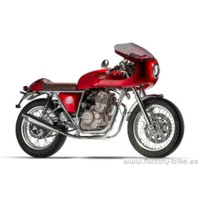 MASH TT40 CAFE RACER 400 EURO 4 BY 2017 FOR THE CARNET A2