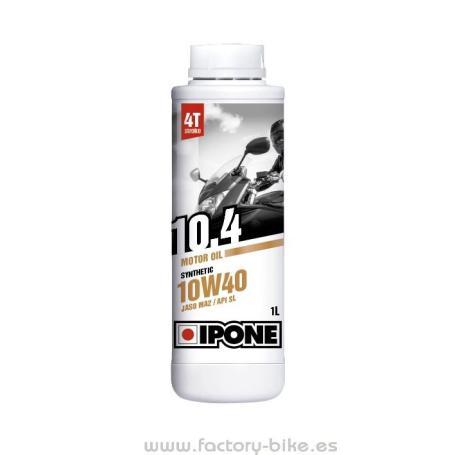 IPONE ACEITE DE MOTO 10W40 SYNTHETIC 1L