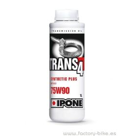 ACEITE DE TRANSMISION IPONE 75W90 GL5 SYNTHETIC PLUS