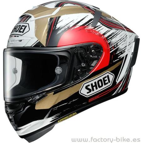 SHOEI X-SPIRIT 3 MARQUEZ MOTEGI 2 TC-1