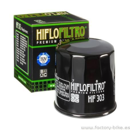 FILTRO ACEITE HIFLOFILTRO HF303