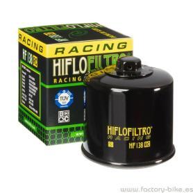 FILTRO DE ACEITE PARA MOTO HF138RC
