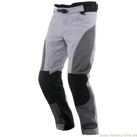 PANTALON ALPINESTARS SONORAN AIR DRYSTAR OVERPANTS LIGHT GRAY DARK GRAY