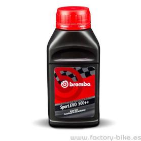 BRAKE FLUID BREMBO SPORT.EVO 500++ 250ml