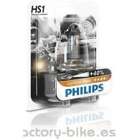 BULB IS PHILIPS HS1 CITY VISION MOTO