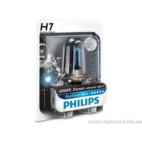 BOMBILLA PHILIPS H7 XENON