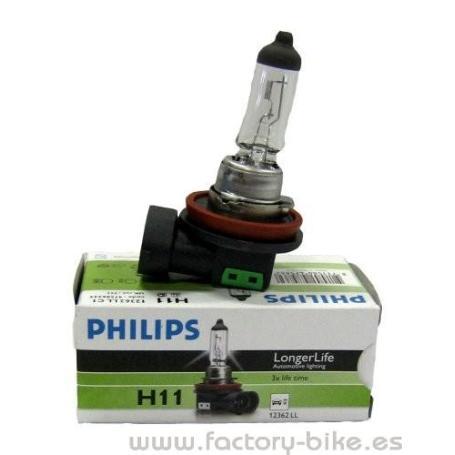 BOMBILLA PHILIPS H11