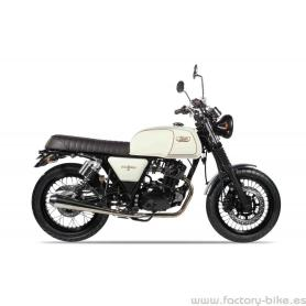MASH BROWN EDITION 125cc