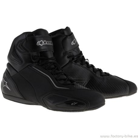 BOTINES ALPINESTARS FASTER 2 SHOES WP GUN METAL