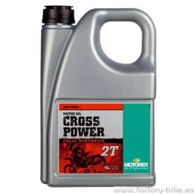 Oil motorex Cross Power 2T 4 liters